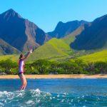 surf lessom