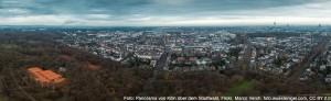 Lindenthal und Stadtwald Köln