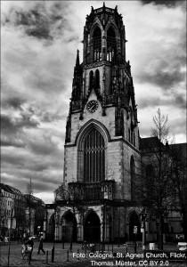 St Agnes Church Cologne