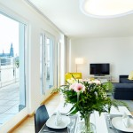 Modern Apartment Penthouse Cologne