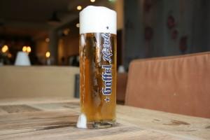Gafel Kölsch Bier für Gäste von HomeBase Apartments